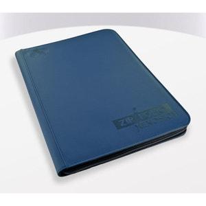 Ultimate Guard album portfolio A4 ZipFolio XenoSkin Bleu ULTIMATE GUARD
