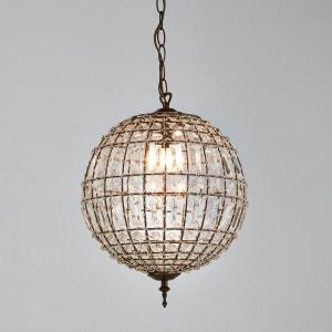 Lámpara de techo con cuentas, Haru La Redoute Interieurs