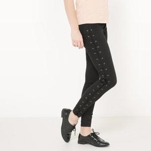 Vicommit RW HK0152 String Jeans VILA