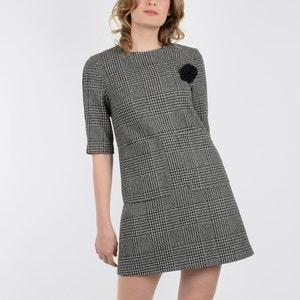 Korte jurk met korte mouwen MOLLY BRACKEN