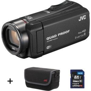 Camescope JVC GZ-RX615 noir Pack SD 16Go JVC
