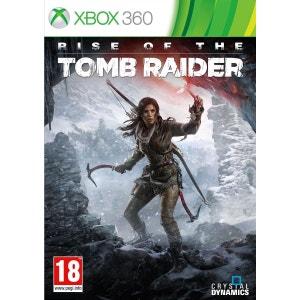 Rise of the Tomb Raider XBOX 360 SQUARE ENIX