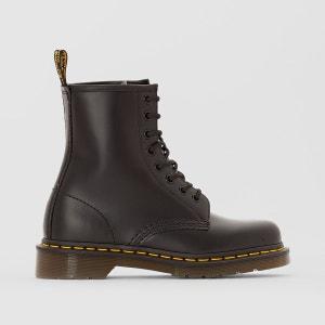 Boots en cuir à lacets 1460 DR MARTENS