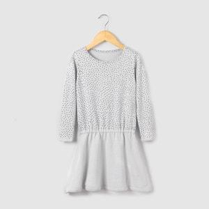 Trui-jurk met stippenprint R édition