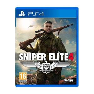 Sniper Elite 4 : Italia PS4 REBELLION
