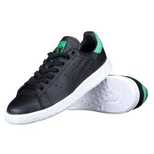Basket Adidas Stan Smith Bb0009 Noir / Vert adidas