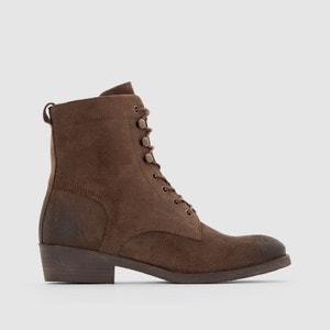 Boots en cuir à lacets Astralbis KICKERS