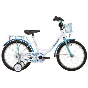 Girly - Vélo enfant 16 pouces - bleu VERMONT
