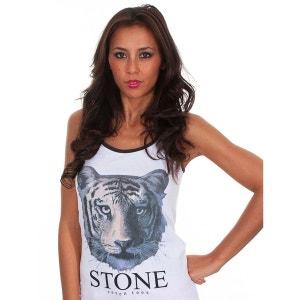 Débardeur Stone Wd Blanc SEVEN TEES
