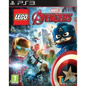 Lego Marvel's Avengers PS3 WARNER BROS. INTERACTIVE
