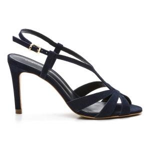 Sandales talons aiguilles, cuir, Jowi Nub COSMOPARIS
