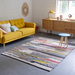 Tapete em lã e algodão, Akenza La Redoute Interieurs