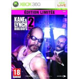 Kane & Lynch 2 : Dog Days - Edition Limitée XBOX 360 EIDOS