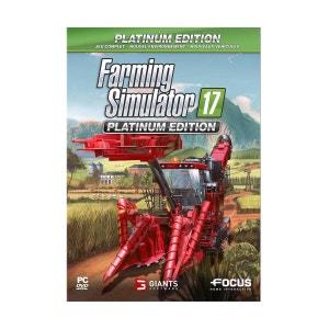 Farming Simulator 17 - Platinum Edition PC FOCUS HOME INTERACTIVE