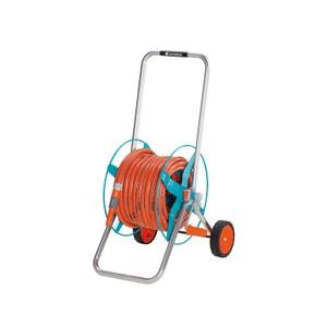 Enrouleur de tuyau sur roues portable GARDENA