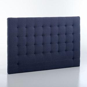 Tête de lit capitonnée lin lavé, H120 cm, Selve AM.PM.