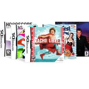 Pack 5 jeux puzzle - Nintendo DS NONAME