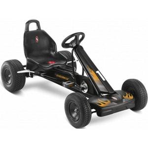 F 1 L - Kart à pédales - noir PUKY