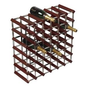 Étagère à vin RTA pour 42 bouteilles- Dark Wood RTA