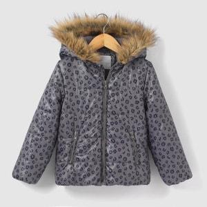 Short Hooded Padded Jacket, 3-12 Years R essentiel