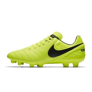 Chaussures football Nike Tiempo Mystic V FG Jaune NIKE