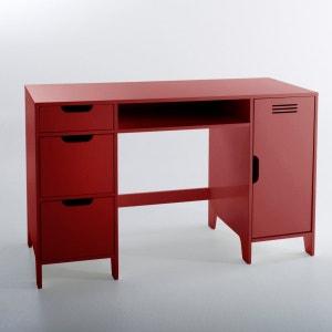 bureau rouge la redoute. Black Bedroom Furniture Sets. Home Design Ideas