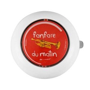 RADIO DE DOUCHE - Fanfare du matin INCIDENCE