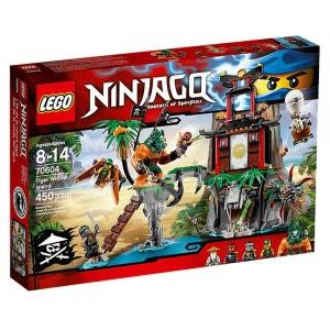 Lego 70604 Ninjago : L'ïle de la Veuve du tigre LEGO