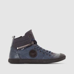 Zapatillas deportivas de piel BANJOU PATAUGAS