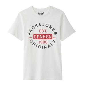 Short-Sleeved Crew Neck T-Shirt JACK & JONES