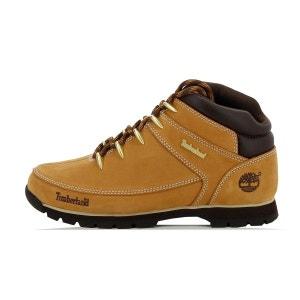 Boots semi-montantes Euro Sprint Hiker, cuir nubuc TIMBERLAND