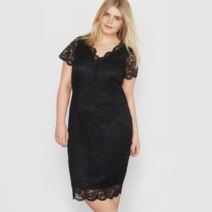 Lace Dress CASTALUNA