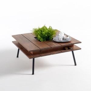 Mesa baja con doble tablero Chesnut