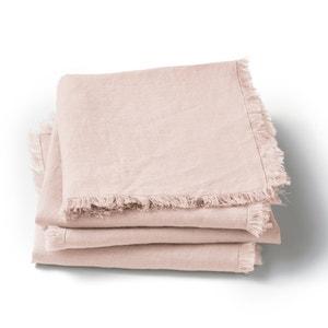 Tafelservet in gewassen linnen, Yastigi (set van 4) AM.PM.