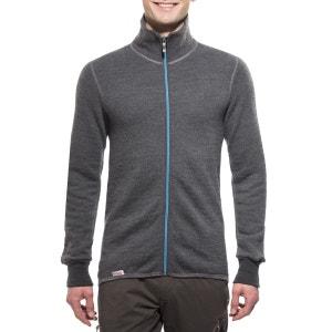 Full Zip Veste 400 - Sweat-shirt - gris WOOLPOWER
