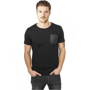 T-shirt Poche Simili Urban Classics Noir URBAN CLASSICS