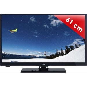 Haier LEH24V100 - 61 cm - TV LED - 720p HAIER