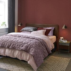 Cabecero de cama de nogal Elvard
