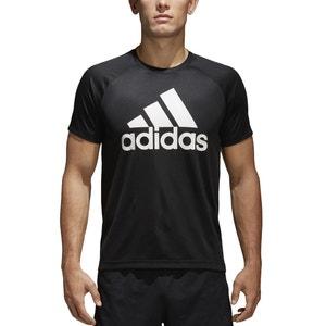 T-shirt estampada de gola redonda, mangas curtas ADIDAS PERFORMANCE