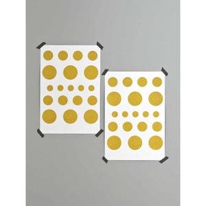 Stickers pois dorés CYRILLUS