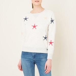 Star Detail Sweatshirt MAISON SCOTCH