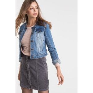 Veste femme jeans used BONOBO