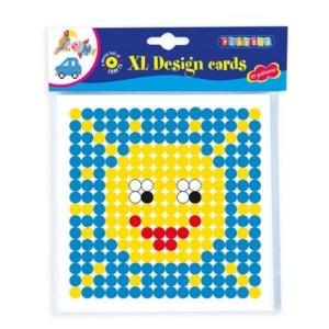 PLAYBOX Les motifs pour perles à repasser XL, 67 motifs PLAYBOX