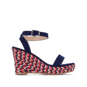 Sandales talon corde fantaisie R Edition