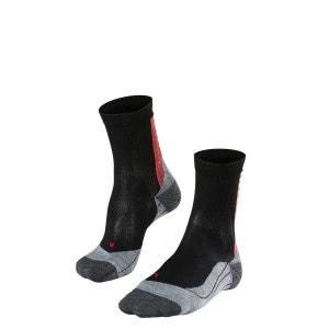 Achilles - Chaussettes course à pied - noir FALKE