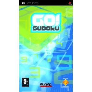 Go Sudoku pour PSP SONY