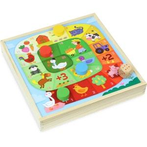 Juegos para niños pequeños: en la granja VILAC