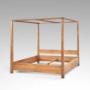 voile pour lit baldaquin la redoute. Black Bedroom Furniture Sets. Home Design Ideas