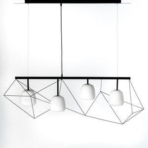 Lámpara de techo Spiro, design E. Gallina AM.PM.