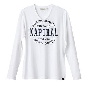 T-shirt Tarzu col V KAPORAL 5